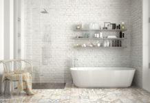 vasca in doccia
