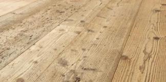 Come pulire il legno antico